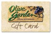 OLIVE GARDEN Gift Cards GIFT CARD